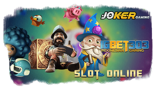 Slot Online Game Joker388